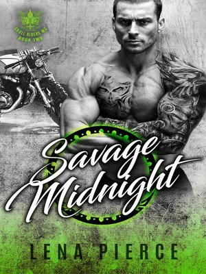 cover image of Savage Midnight