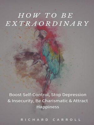 cover image of How to Be Extraordinary