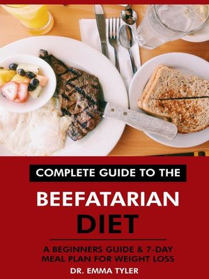 cover image of Complete Guide to the Beefatarian Diet