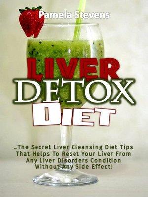cover image of Liver Detox Diet