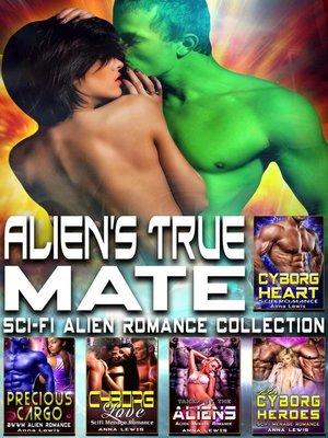 cover image of Alien's True Mate