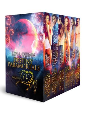 cover image of The Destiny Paramortals Collection