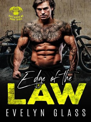 cover image of Edge of the Law (Book 3)