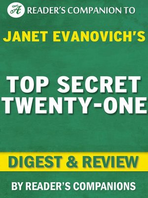 cover image of Top Secret Twenty-One by Janet Evanovich | Digest & Review