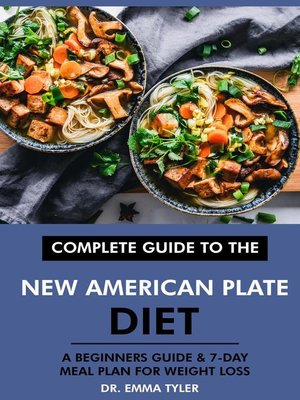 cover image of Complete Guide to the New American Plate Diet