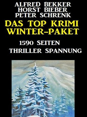 cover image of Das Top Krimi Winter Paket