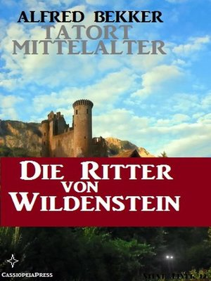 cover image of Die Ritter von Wildenstein