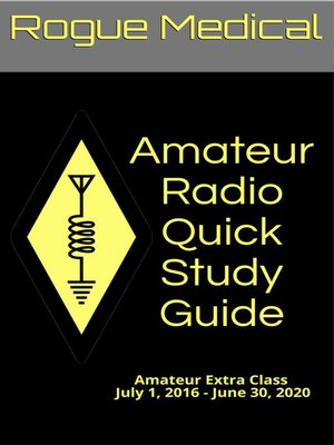 cover image of Amateur Radio Quick Study Guide
