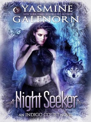 cover image of Night Seeker