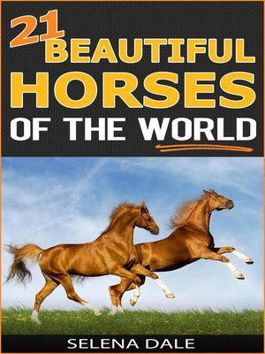 cover image of 21 Beautiful Horses of the World