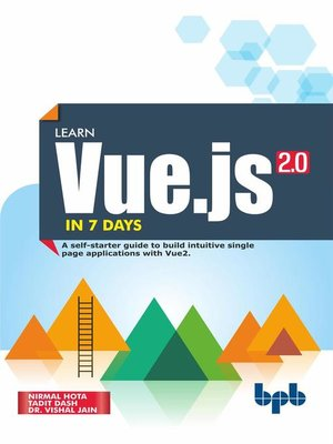 cover image of Learn Vue.js in 7 Days