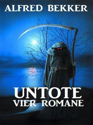 cover image of Untote
