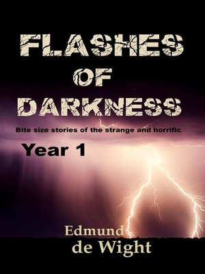 cover image of Flashes of Darkness--Year 1