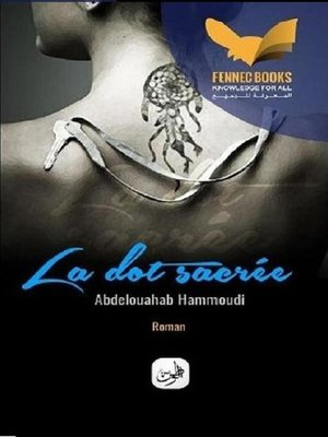 cover image of La Dot Sacrée