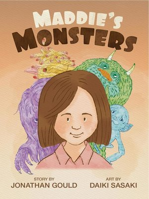 cover image of Maddie's Monsters