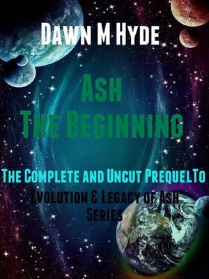 cover image of Ash-The Beginning
