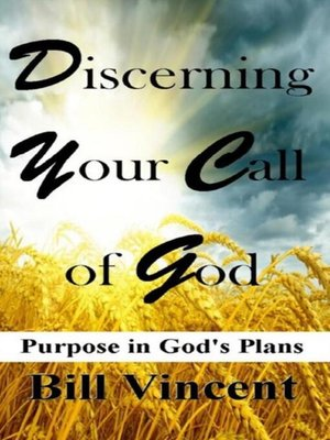 cover image of Discerning Your Call of God