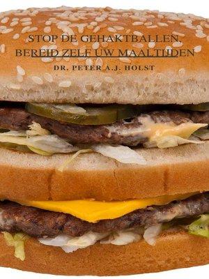cover image of Stop de Gehaktballen