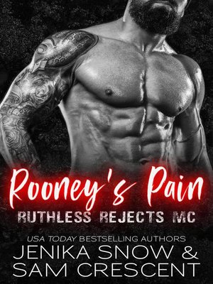 cover image of Rooney's Pain (Ruthless Rejects, 2)