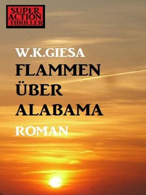 cover image of Flammen über Alabama