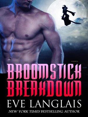 cover image of Broomstick Breakdown