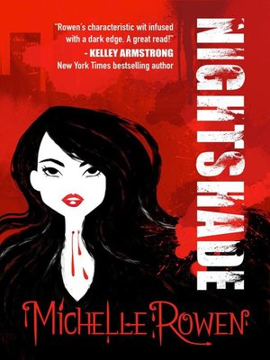 cover image of Nightshade, #1