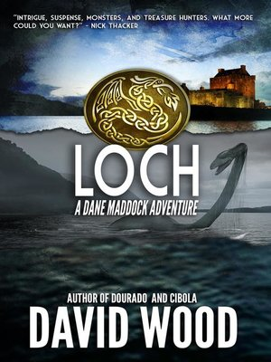 cover image of Loch- a Dane Maddock Adventure