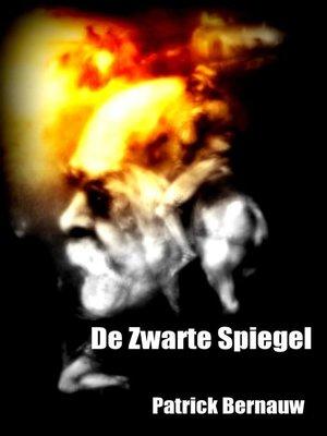cover image of De Zwarte Spiegel