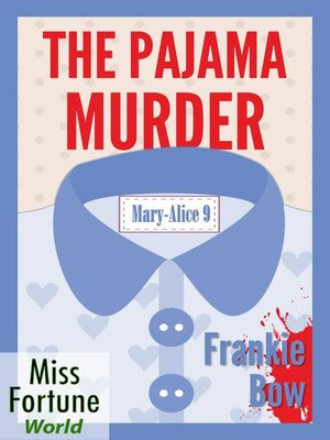 cover image of The Pajama Murder