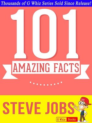 cover image of Steve Jobs--101 Amazing Facts You Didn't Know