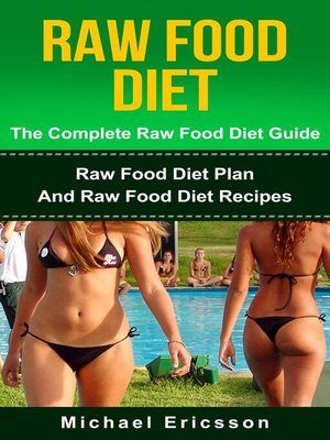 cover image of Raw Food Diet