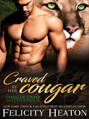 cover image of Craved by her Cougar