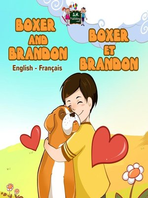 cover image of Boxer and Brandon Boxer et Brandon