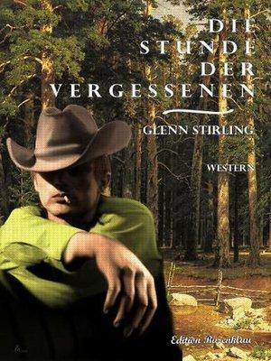 cover image of Die Stunde der Vergessenen