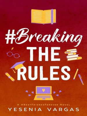 cover image of #BreakingTheRules
