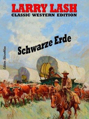 cover image of Schwarze Erde