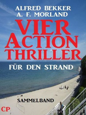 cover image of Für den Strand--Vier Action Thriller