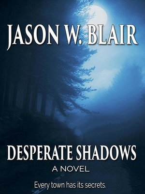 cover image of Desperate Shadows