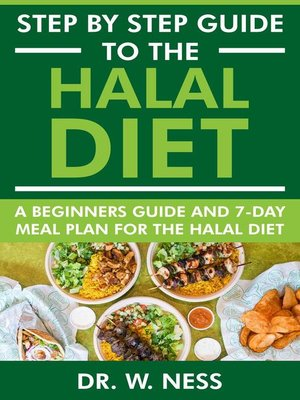 cover image of Step by Step Guide to the Halal Diet