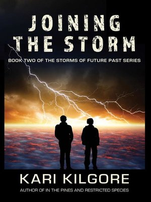cover image of Joining the Storm