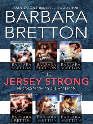 cover image of The Jersey Strong Romance Collection