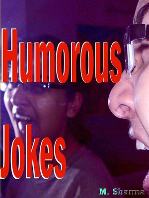 cover image of Humorous Jokes