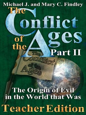 cover image of The Conflict of the Ages Teacher II
