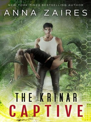 cover image of The Krinar Captive