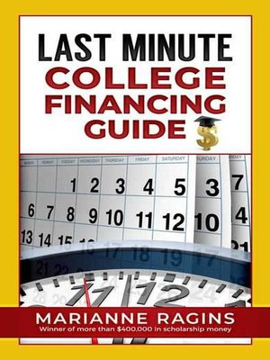 cover image of Last Minute College Financing Guide