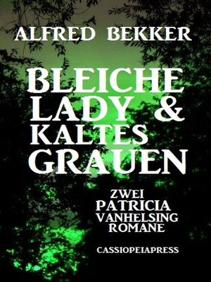 cover image of Bleiche Lady & Kaltes Grauen
