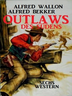 cover image of Outlaws des Südens
