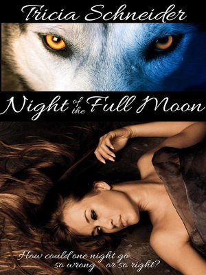 cover image of Night of the Full Moon