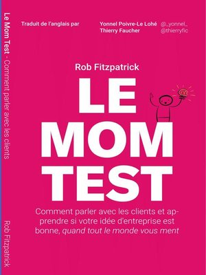 cover image of Le Mom Test