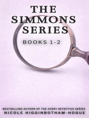 cover image of The Simmons Series